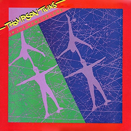Thompson Twins - In The Name Of Love LP