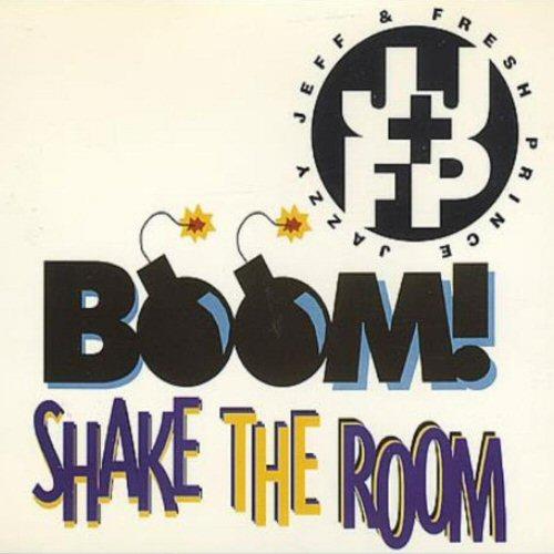 Jazzy Jeff And The Fresh Prince Boom! Shake The Room