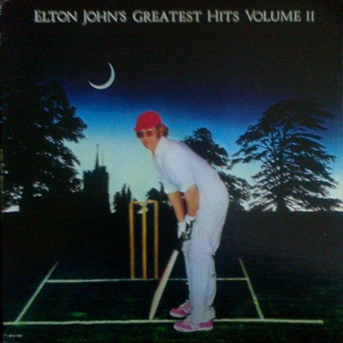 Elton John - Greatest Hits Volume Ii Album