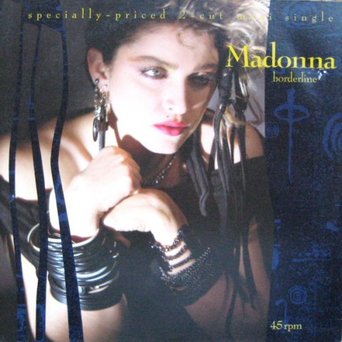 Madonna - Borderline / Lucky Star