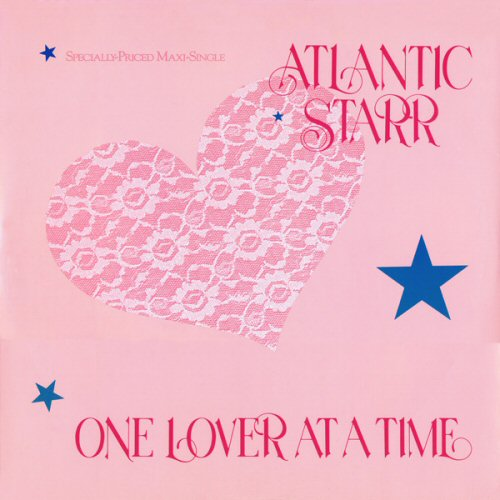 Atlantic Starr - One Lover At A Time Album