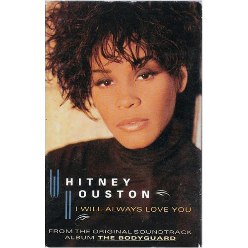 Whitney Houston I Will Always Love You Records, LPs, Vinyl ...