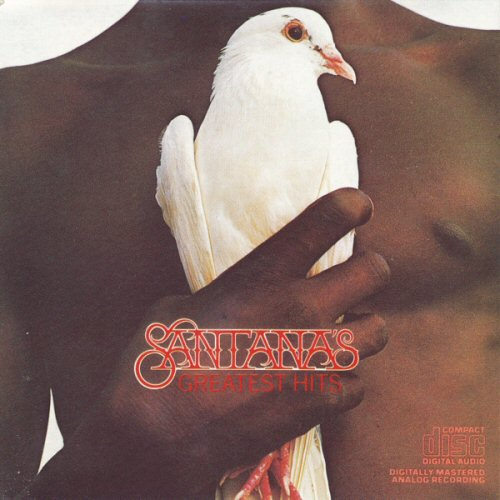 Santana - Greatest Hits LP