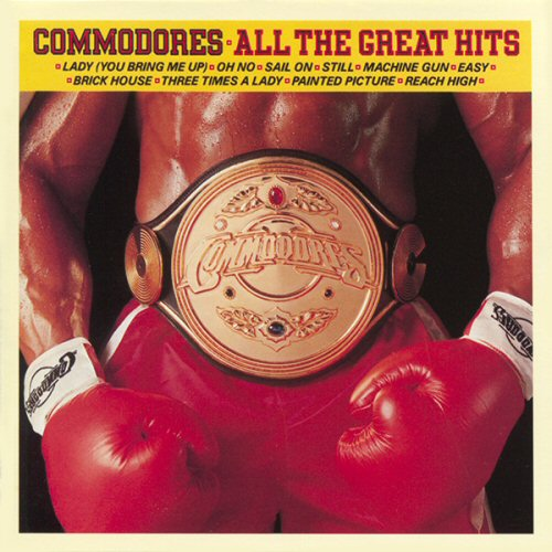 Commodores - All The Greatest Hits