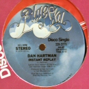 Dan Hartman - Instant Replay CD