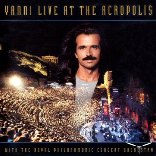 Yanni - Live At The Acropolis Album