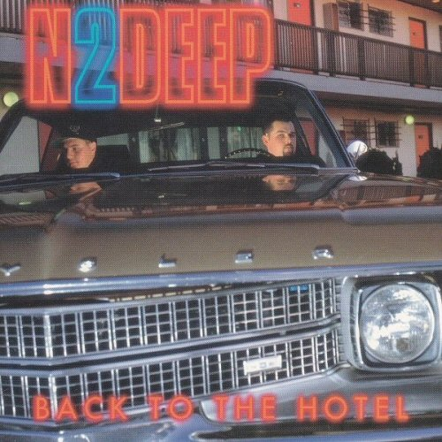 N2DEEP - Back To The Hotel - CD