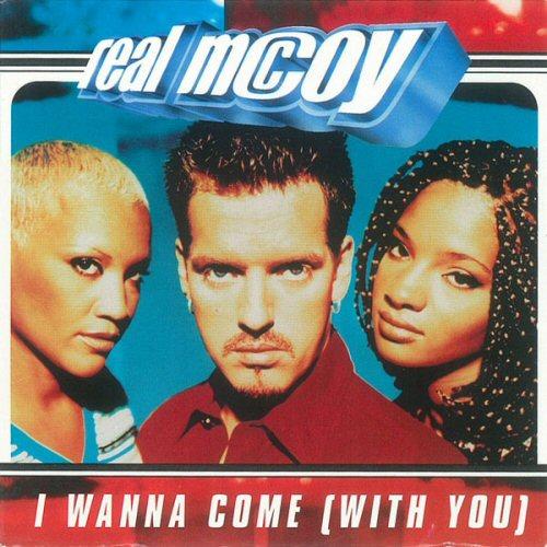 REAL MCCOY - I Wanna Come (With You) - CD single