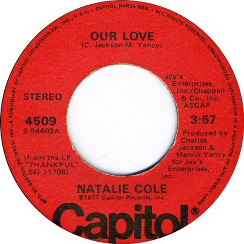 Natalie Cole - Our Love / La Costa