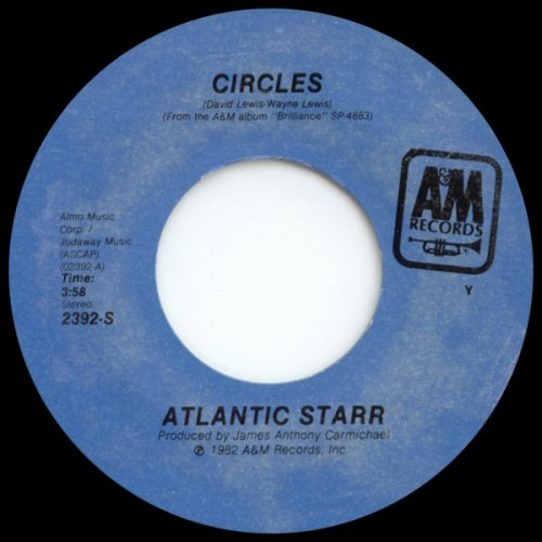 Atlantic Starr - Circles / Does It Matter Album