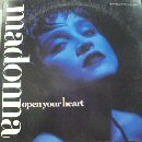 Madonna - Open Your Heart CD