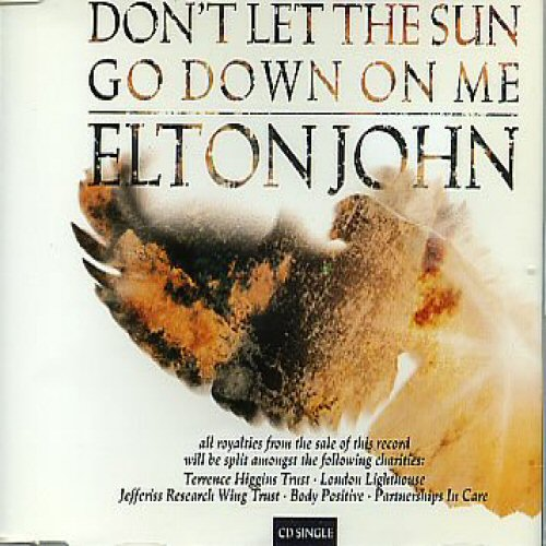 Elton John - Don't Let The Sun Go Down On Me / Song For Guy / Sorry Seems To Be The Hardest Word