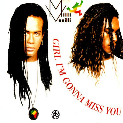 MILLI VANILLI - Girl I'm Gonna Miss You - CD single