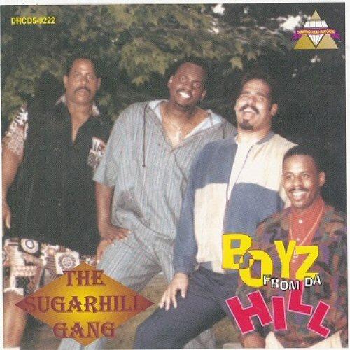 SUGARHILL GANG - Boyz From Da Hill - CD single