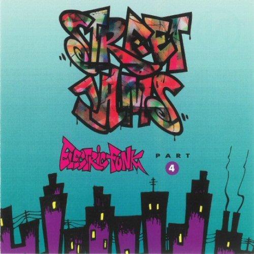 VARIOUS - Street Jams: Electric Funk: Part 4 - CD