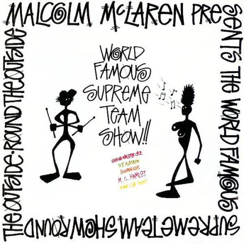 Malcolm McLaren - Round The Outside!