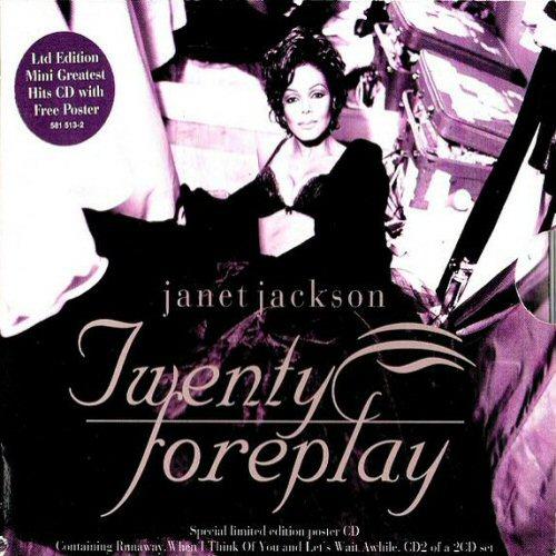 Janet Jackson - Twenty Foreplay (ep)