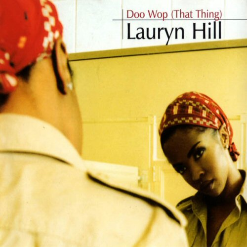 LAURYN HILL - Doo Wop (That Thing) - CD single