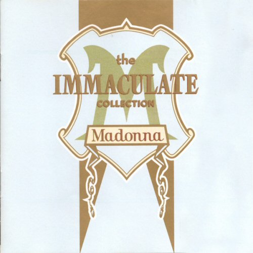 Madonna - The Immaculate Collection Record