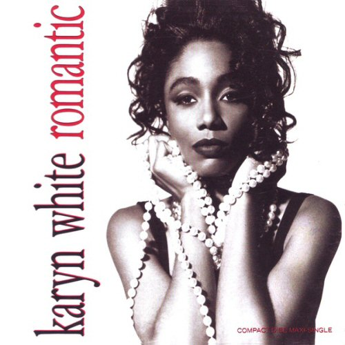 KARYN WHITE - Romantic - CD single