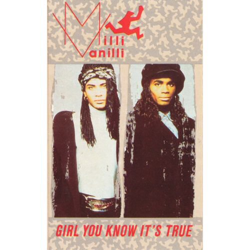 Milli Vanilli - Girl You Know It's True Album