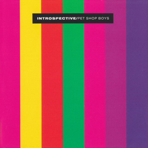 PET SHOP BOYS - Introspective Vinyl