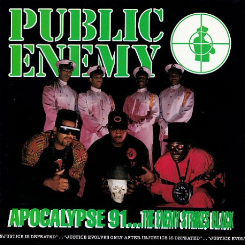 Public Enemy - Apocalypse 91 - The Enemy Strikes Black