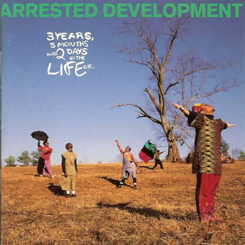 ARRESTED DEVELOPMENT - 3 Years, 5 Months And 2 Days In The Life Of - CD