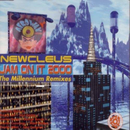 NEWCLEUS - Jam On It 2000: The Millenium Remixes - CD single