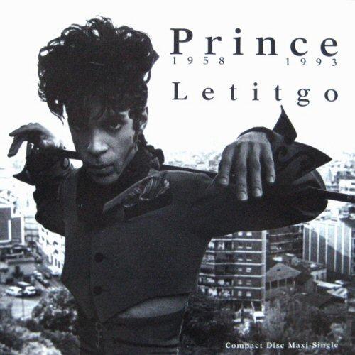PRINCE - Letitgo - CD single
