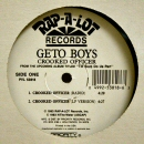 Geto Boys - Crooked Officer CD