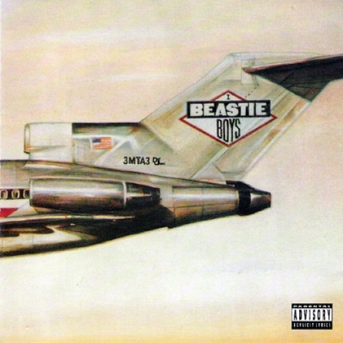 Beastie Boys - Licensed To Ill Record