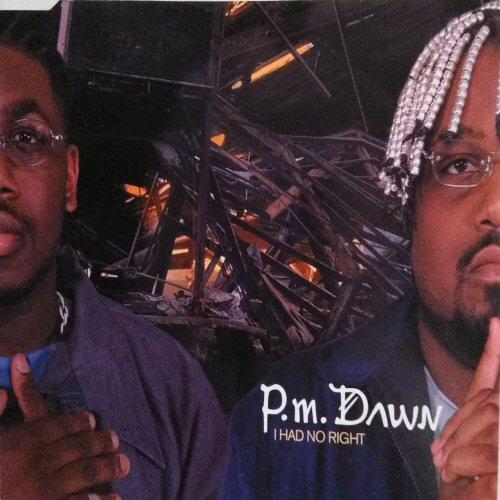PM DAWN - I Had No Right - CD single