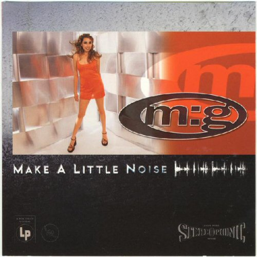 M:G Make+A+Little+Noise CD