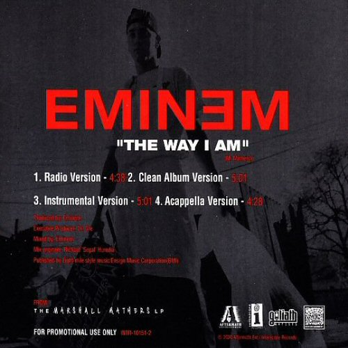 The Way I Am - Eminem