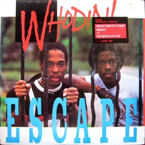 WHODINI - Escape - LP