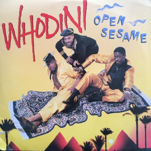 WHODINI - Open Sesame - LP