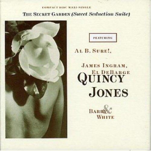 QUINCY JONES - The Secret Garden - CD single