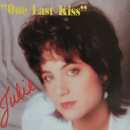 JULIE - One Last Kiss - CD single