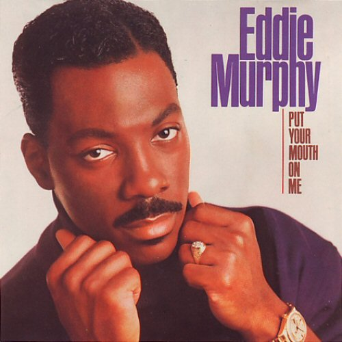 EDDIE MURPHY - Put Your Mouth On Me - CD single