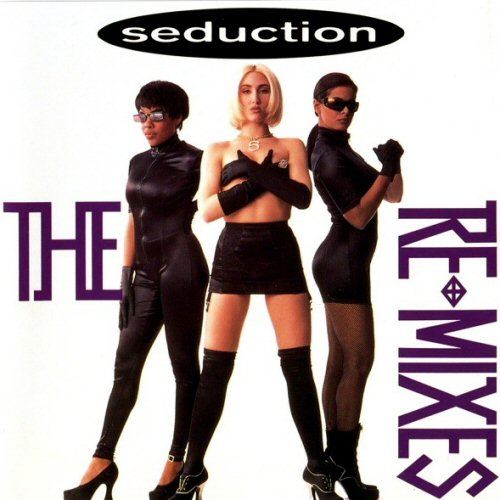 Seduction - The Re-mixes (japanese Import)
