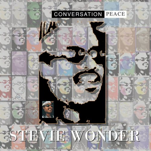 Stevie Wonder - Conversation Peace Album