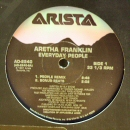 Aretha Franklin - Everyday People EP