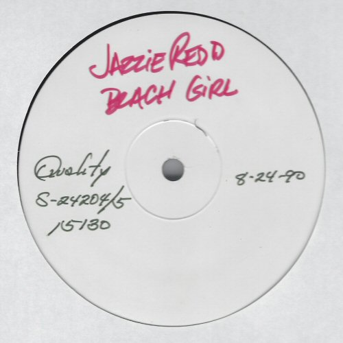 Jazzie Redd Beach Girl