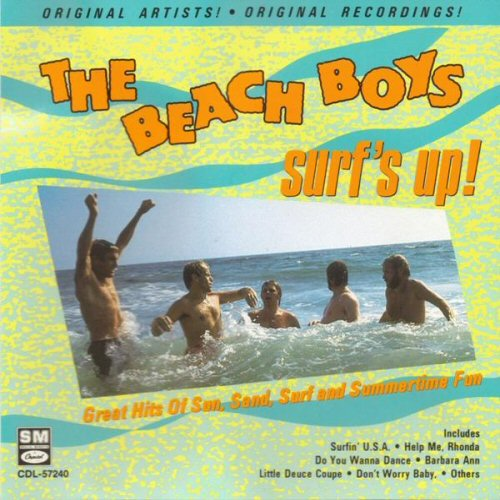 Beach Boys - Surf's Up!