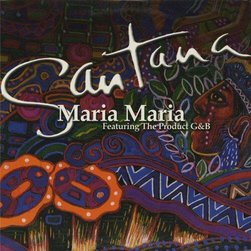Santana Maria Maria Records Lps Vinyl And Cds Musicstack