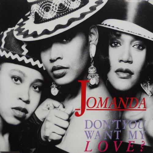 Jomanda - Don't You Want My Love
