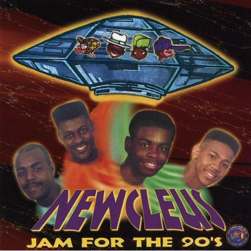 Newcleus Jam+For+The+90'S CD