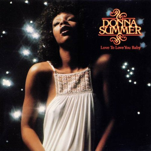Donna Summer - Love To Love You Baby Album