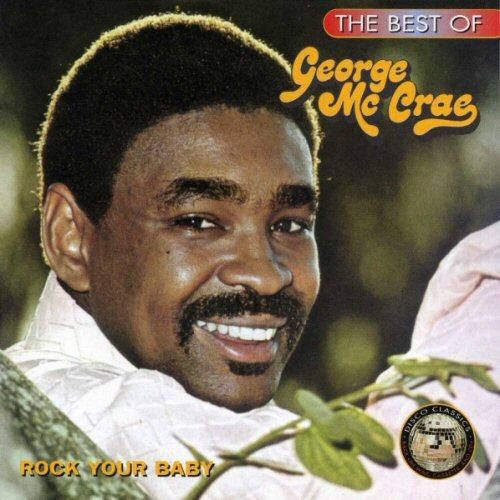 GEORGE MCCRAE - Best Of George McCrae - Rock Your Baby - CD